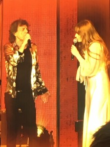 Mick and Flo