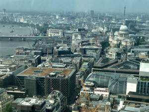 view of St Pauls